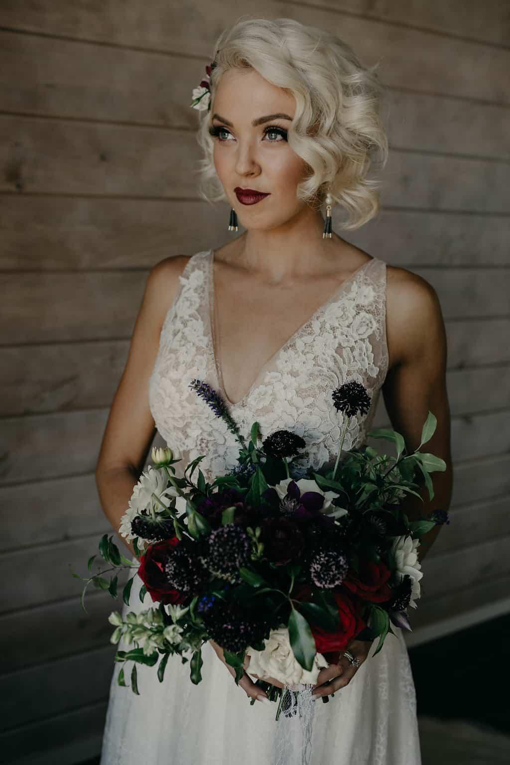 Alternative Bridal Makeup Artist LaDonna Stein