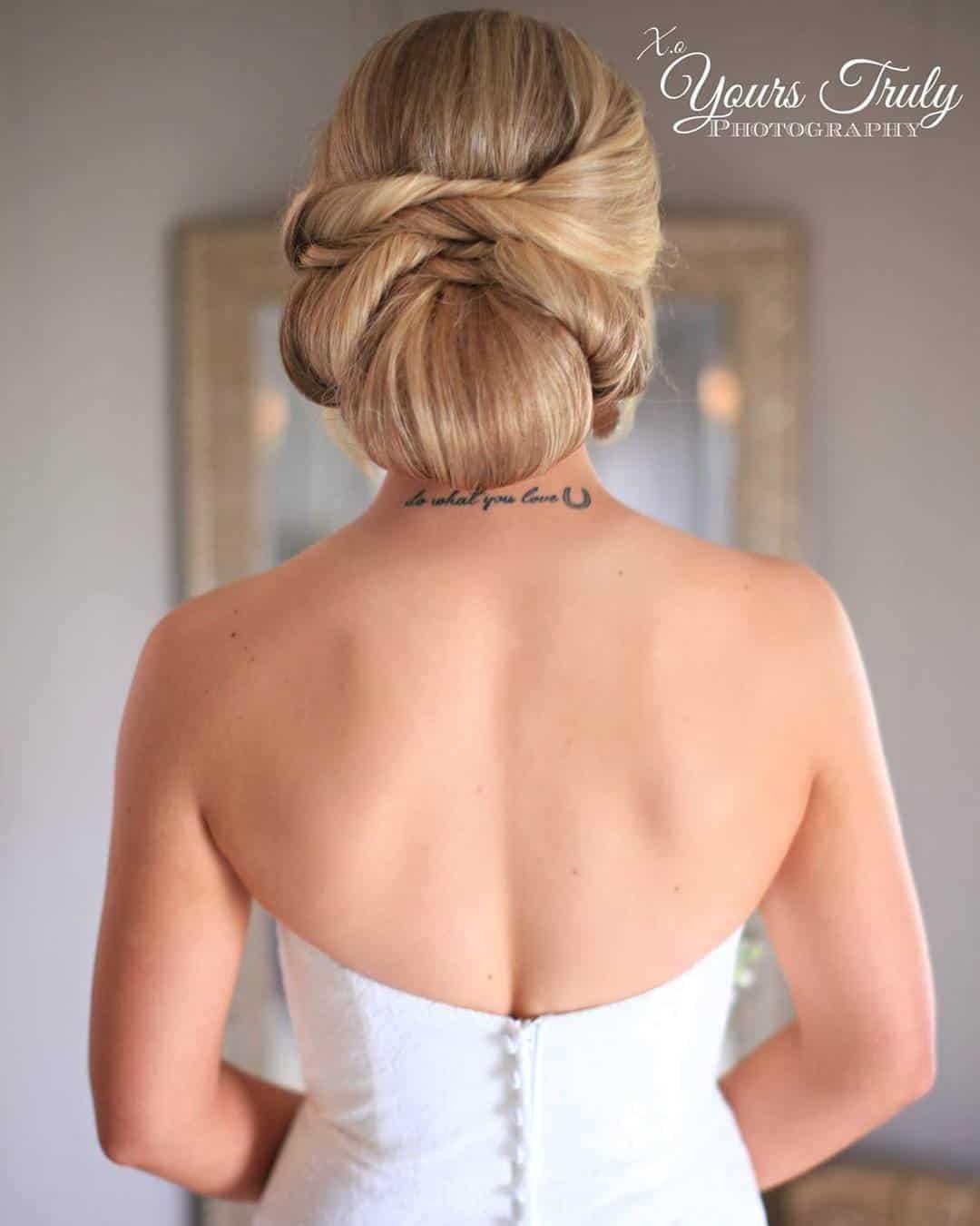 Bridal Up-do Dallas Hair and Makeup Artist